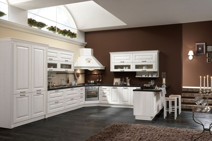 Bilbao of Spar: kitchen classic and elegant. http://www.spar.it/sp/it/arredamento/cucine-bil-15.3sp?cts=cucine_classiche_bilbao