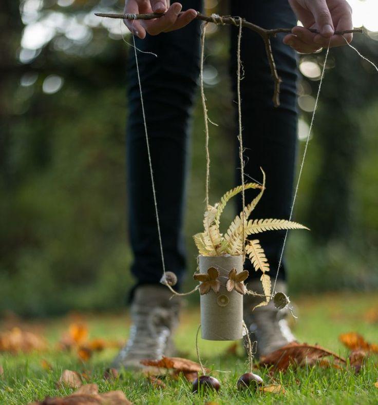 Kastanjemand styres som marionet  from badut blog