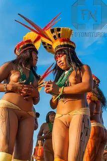 real-nude-brazilian-tribal-women