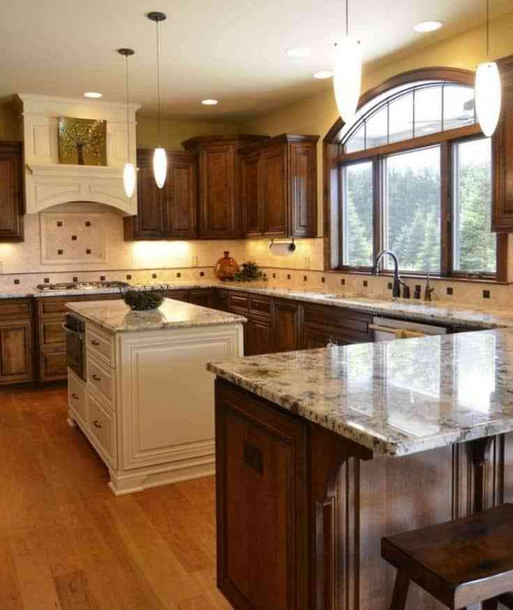 Best U Shaped Kitchen Design  Decoration Ideas Remodel Kitchen