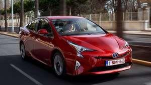 El nuevo Toyota Prius se lleva cinco estrellas en Euro NCAP