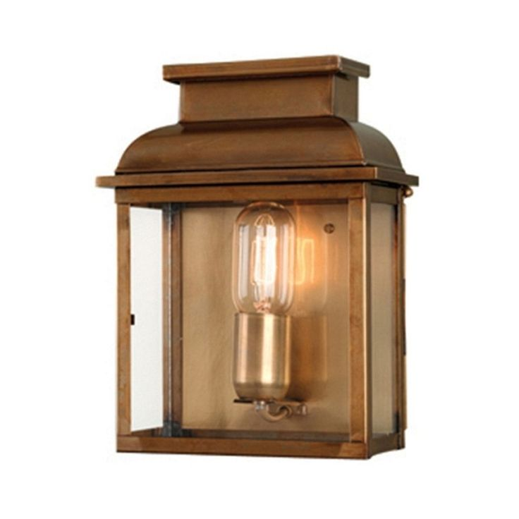 Old Bailey BR Outdoor Wall Lantern   The Lighting Superstore