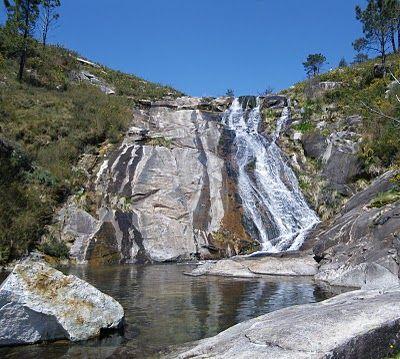 Piscinas del río Pedras (A Pobra do Caramiñal)