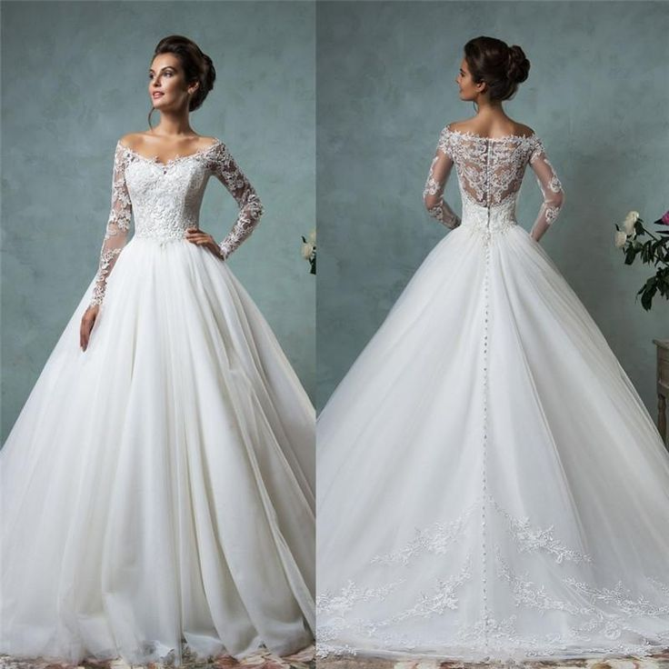 The 25 Most Pinned Wedding Dresses Of 2016