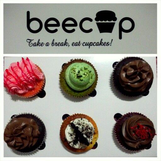 Take a break,eat cupcakes!