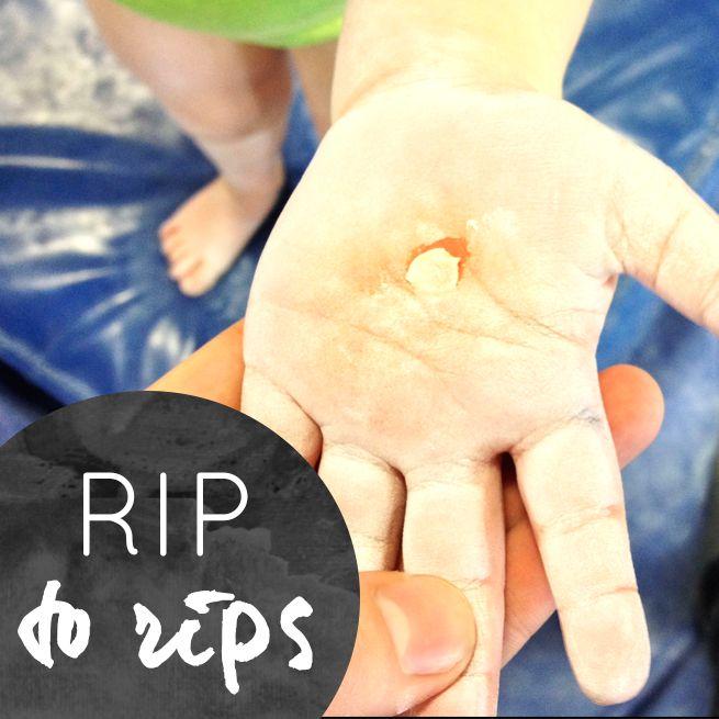 How to care for gymnastics rips | Gym Gab Blog