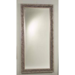Beautifully designed classic style mirror which complements perfectly your home. Available in silver and gold finish. This mirror can be hung both landscape and portrait. Check it out on our website at http://karrat.co.uk