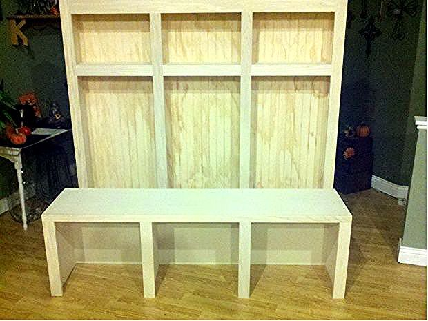 Mudroom Lockers With Bench Plans Pdf Woodworking Bench Lockers Mudroom Mudroombenchunderwindow Pdf Mudroom Mudroom Lockers Mudroom Furniture Bench Plans