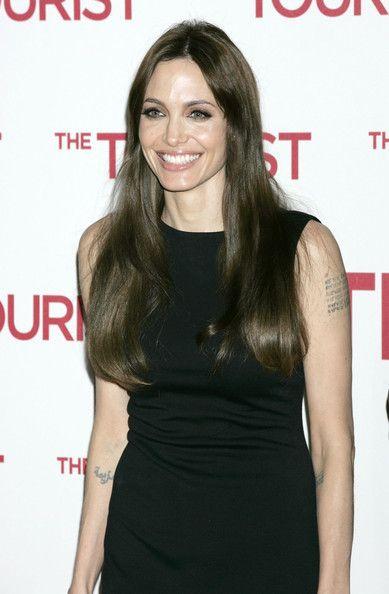 Angelina Jolie Aviator Sunglasses - Angelina Jolie Looks - StyleBistro
