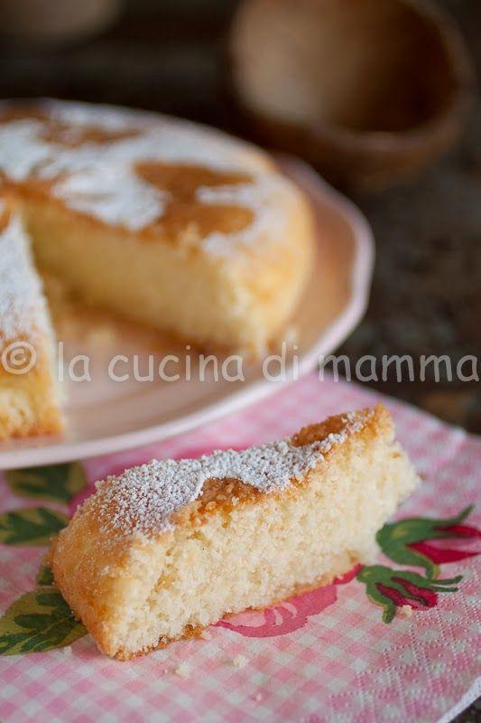 la cucina di mamma: Torta al cocco solo albumi gluten free