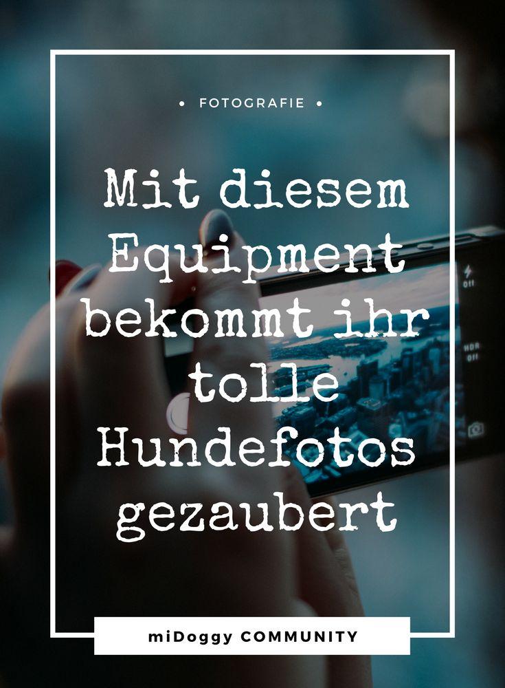 Behind the Scenes – Unsere Fotoausrüstung