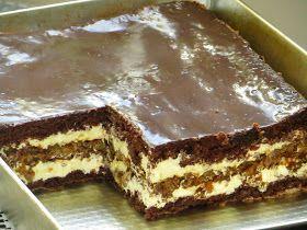 Domowe ciasta i obiady: Ciasto Marysieńka