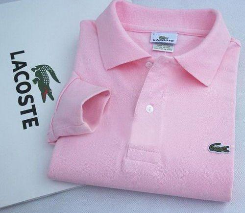 ralph lauren outlet online uk Lacoste Long Sleeve Classic Pique Polo Shirt  Pink [Shop 1755