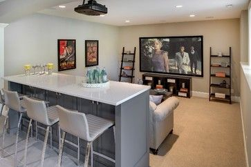 Vintage basement design ideas pictures remodel and decor for Retro basement ideas