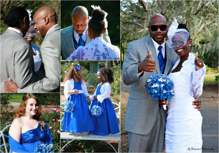 Royal Blue Wedding Bridal Party Something Pinterest Weddings Parties And