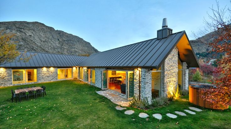 Queenstown, New Zealand, Apartment, Luxury Holiday House, Gucci House , Villa