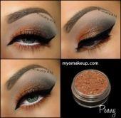 Single Eyeshadow Pigments - MYO Icy Comet Eyeshadow Glitter Pigment Mica Loose Powder Cosmetic Makeup (Powered by CubeCart)