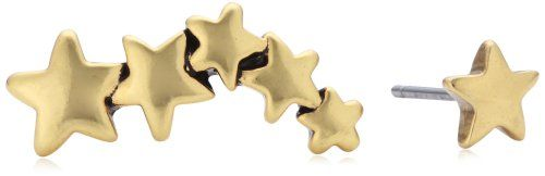 Pilgrim Jewelry Damen-Ohrstecker aus der Serie Classic vergoldet 2.0 cm 601312053 - http://schmuckhaus.online/pilgrim/pilgrim-jewelry-damen-ohrstecker-aus-der-serie-2-0