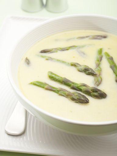 Soupe d'asperges : Recette de Soupe d'asperges - Marmiton