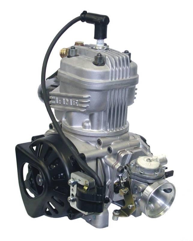 Leopard Parilla X30 125 Kart Engine Gentlemen Start