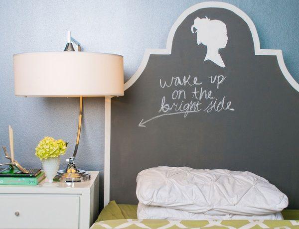 25 Gorgeous DIY Headboard Projects