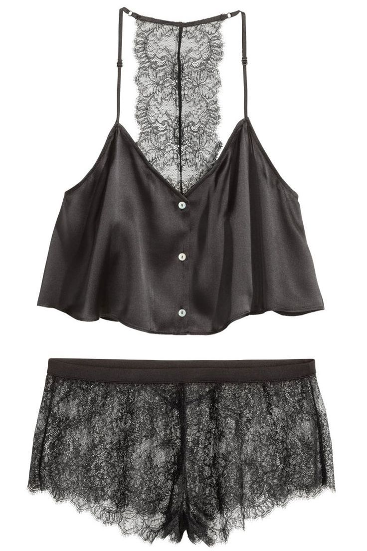 15 Surprisingly Chic Items That Will Give You a Cheap Thrill - lingerie, white, underwear, victoria secret, outfits, romantic lingerie *ad