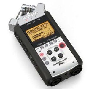 Zoom H4n Handy Portable Digital Recorder by Zoom  http://www.60inchledtv.info/tvs-audio-video/stereo-components/zoom-h4n-handy-portable-digital-recorder-com/
