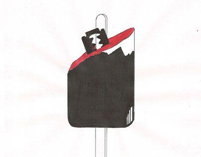 "Check out new work on my @Behance portfolio: ""Homenaje"" http://be.net/gallery/57777905/Homenaje"