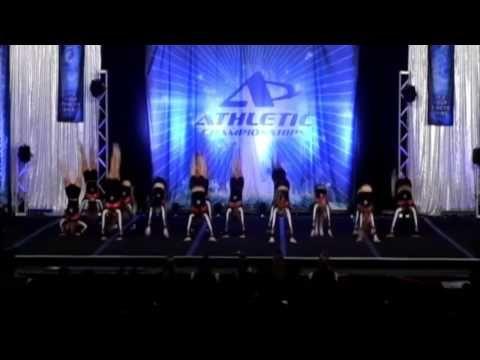 STAR Athletics   Junior Level 2   All Star Cheer & Tumbling   Boonton NJ 07005 - YouTube