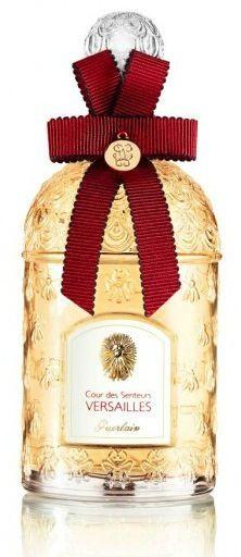 ★ Golden Dreams ★ Guerlain Cour Des Santes Versailles Parfum