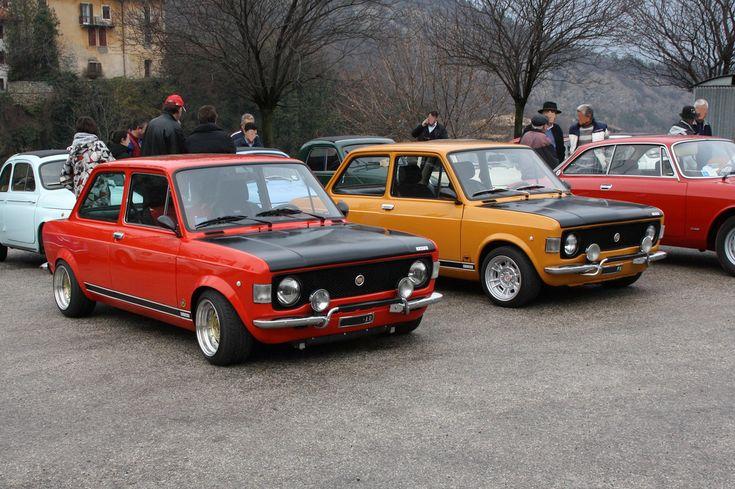 Mayday Garage | Nostalgic Wednesdays: Fiat 128