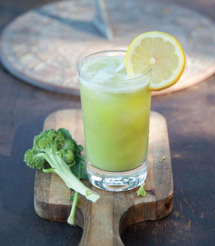 afvallen green juice