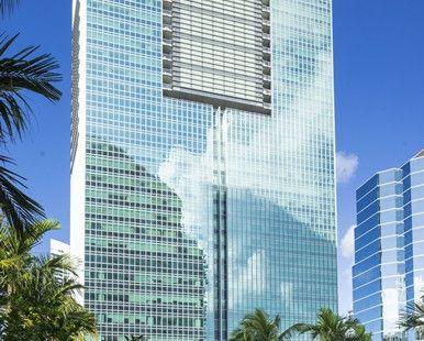 Conrad Miami Hotel, FL - Exterior Pool