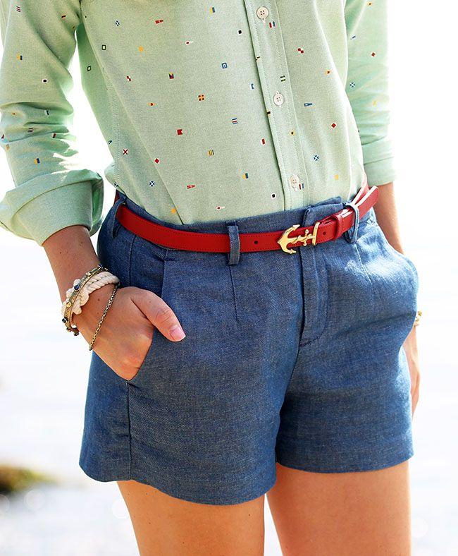Fashion: Nautical Summer Wear from Classy Girls Wear Pearls