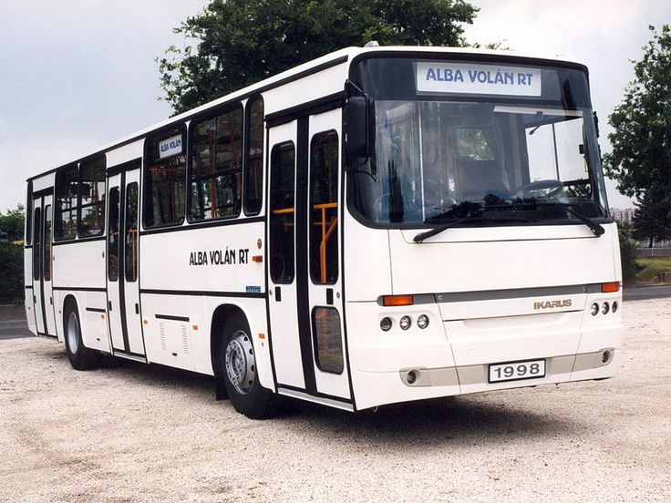 1998–2002 Ikarus C63 City Transit Bus
