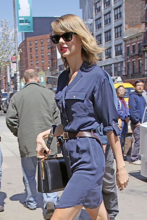 Taylor in NYC 4.26.14 <3