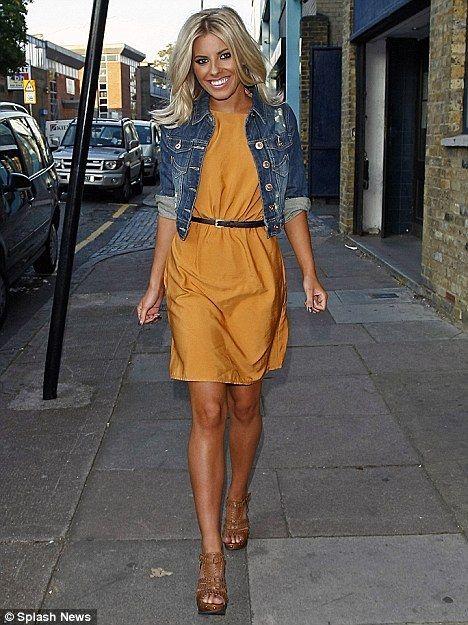 Mustard color dress women