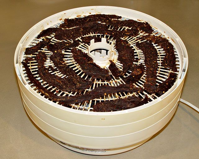 Home Beef Jerky Maker: Dehydrate and Package your Jerky