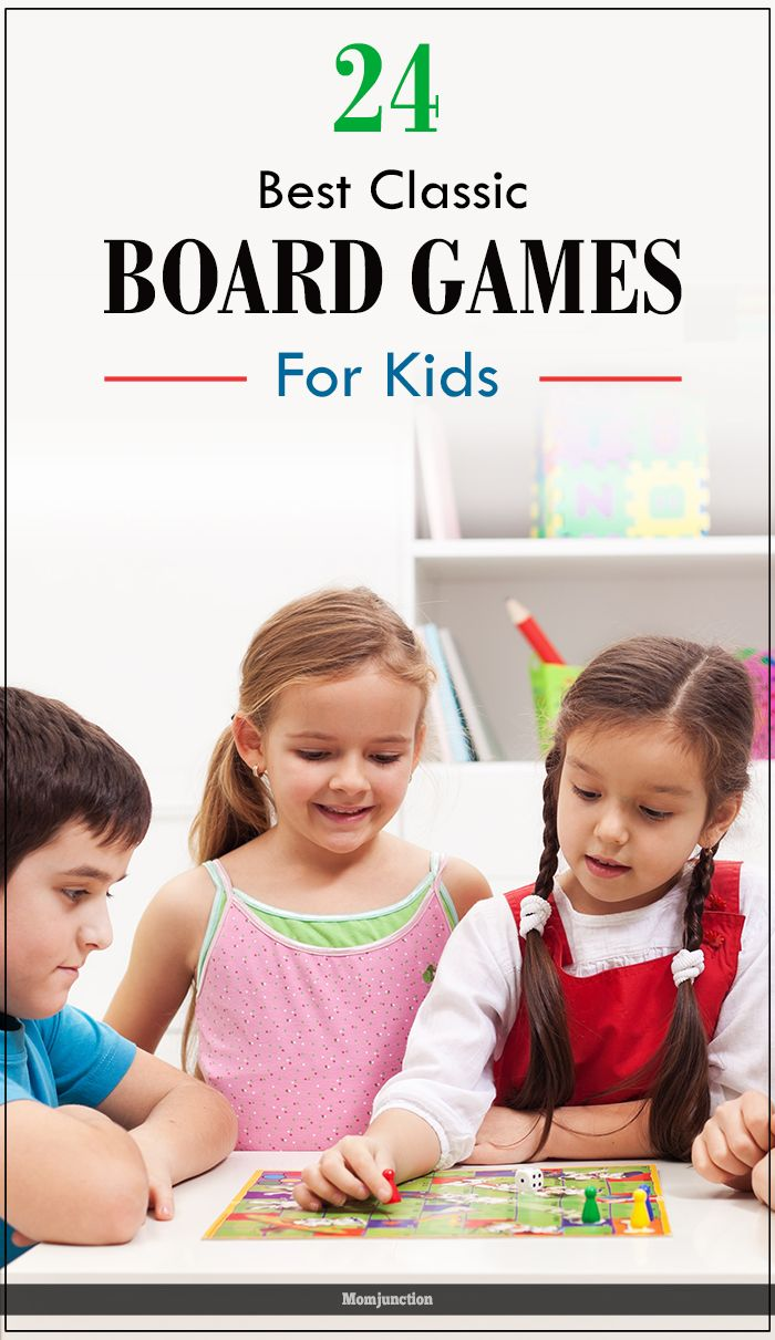 29 Popular Board Games For Kids