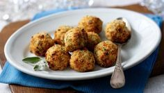 Sage and onion stuffing(side dish) #vegeterian ingredients include breadcrumbs and eggs