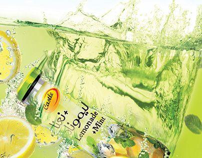 lemonade package & poster