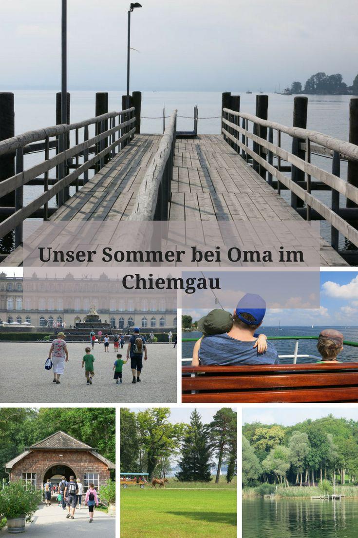 Unser Sommer bei Oma im Chiemgau – Der Urlaubsrückblick #2