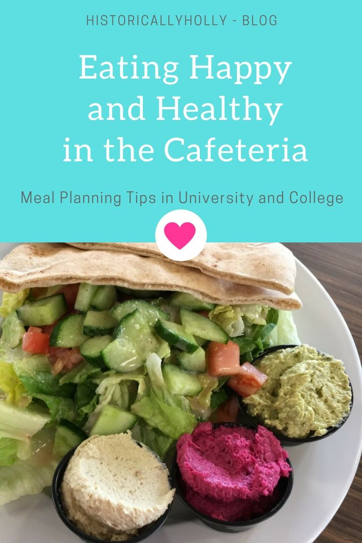 Best 25 college meal planning ideas on pinterest healthy eating healthy in your college caf healthy cafeteria lunch options healthy eating meal ccuart Image collections