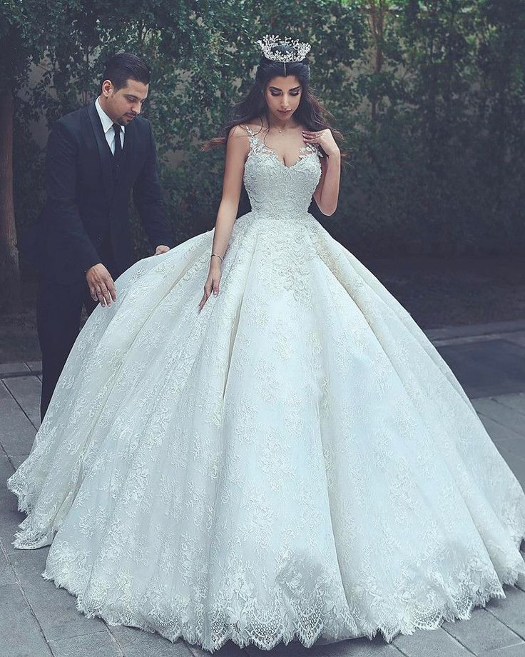 lace wedding gowns,princess wedding dress,ball gowns wedding dress,vintage dress,arabic wedding dress,vestidos de noiva
