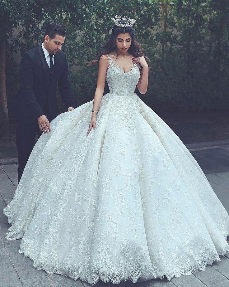 Best 25+ Princess wedding dresses ideas on Pinterest ...
