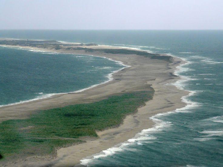 Sable Island National Park Reserve of Canada (Atlantic coast)