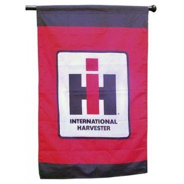 Fahne IHC International Harvester