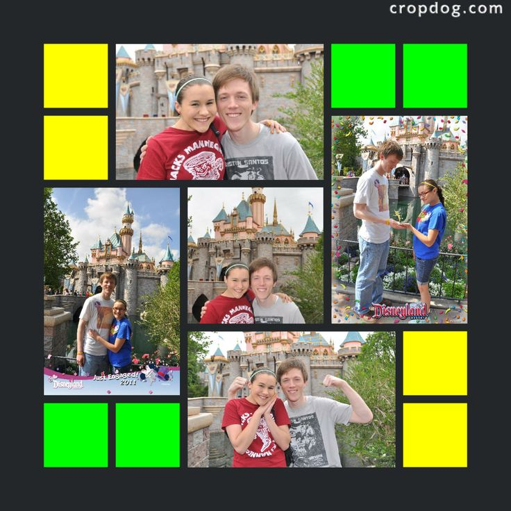 Great way to make digital photo collage, that can be printed through costco, shutterfly or your own computer. Easy to use. check it out at Cropdog.com