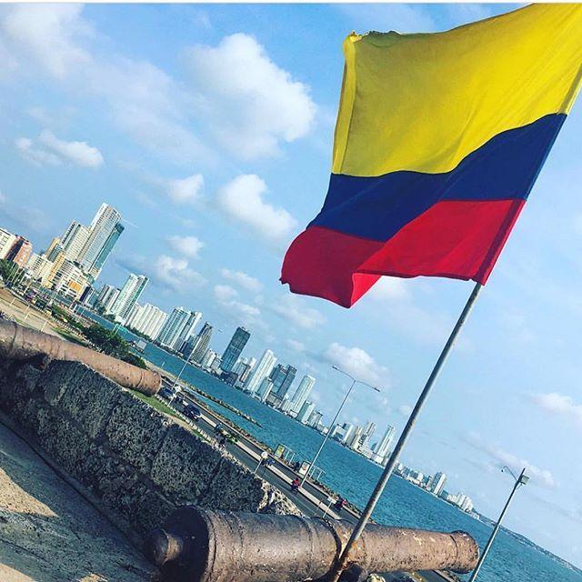 Buenos días mi Cartagena❤️❤️❤️ #cartagena #bolivar #colombia #cartagenadeindias #lomejordecartagena By: @lesliegmz