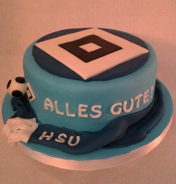Hsv Birthday Cakes